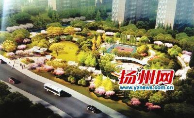 扬州再添生态绿廊 西湖路将延续樱花大道风采