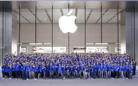 苹果服务业务被看好:四年后成业绩主力