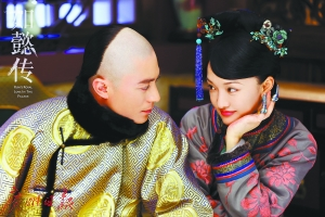 《如懿传》今年春节不休息 霍建华仅获三天探亲假