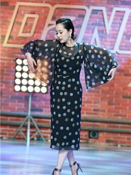 孙俪刘诗诗海清王丽坤 盘点会跳舞的女演员