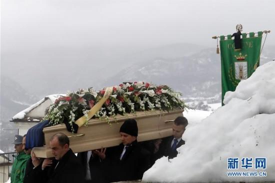 意大利受灾酒店死亡人数上升至14人