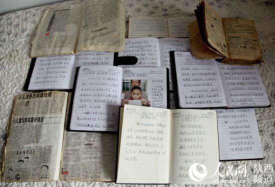 【网络媒体走转改】乡村医生刘永生41年的坚守日记