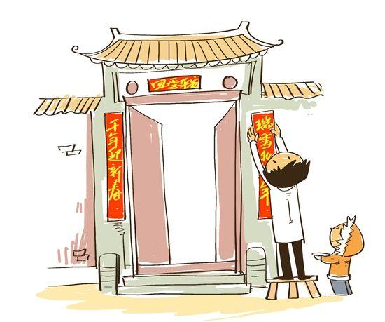 60.4%受访者家乡有独特春节习俗