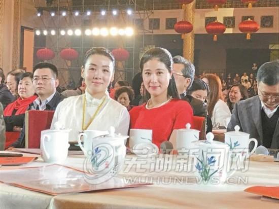 芜湖籍演员吴美莲将在央视春晚献唱《女驸马》