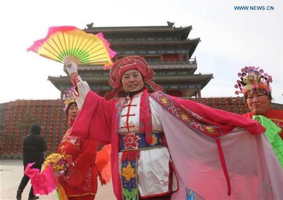 CHINA-HEBEI-XIANGHE-TEMPLE FAIR (CN)