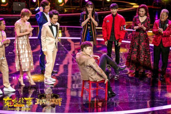 贾乃亮爆笑模仿毛阿敏 马丽献唱《因为爱情》