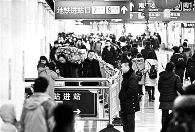 """多地返京火车票已售罄高速路将迎返程""""大部队"""""""