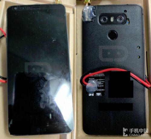 LG G6原型机谍照