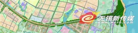 无锡蠡湖大道主体将施工 周新路口围挡影响大