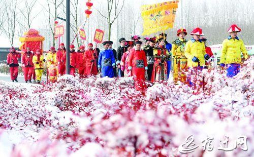 宿迁春节接待游客123万人次 旅游收入14.2亿