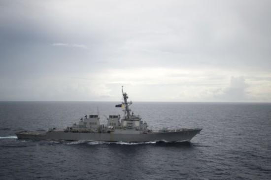 专家:美在南海以军事压力逼迫中国的办法无效