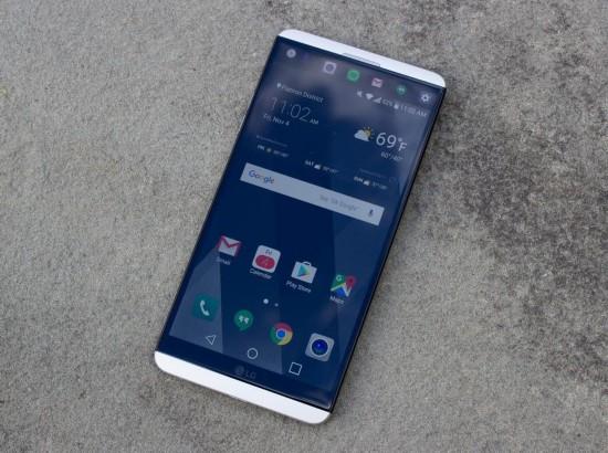 14、LG V20-外媒评选20款最棒的智能手机 第一名想到了吗