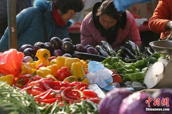 节后冬储蔬菜储量充足 菜价近几年同期最低