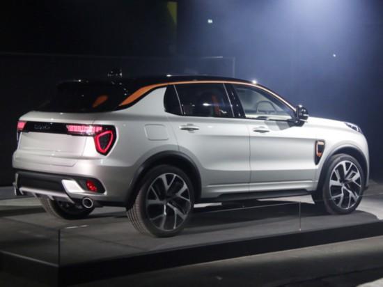 LYNK&CO品牌正式发布 明年底推首款车