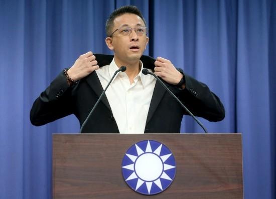 胡文琦:国民党主席选举不存在人头党员问题
