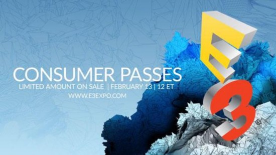 E3 2017 is open to players for the first time the fare is equivalent to a PS4