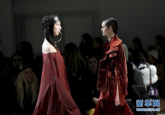 2017纽约时装周开幕