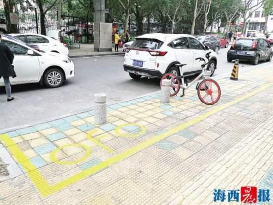 多家共享单车设停放点 厦门或出台规范管理方案