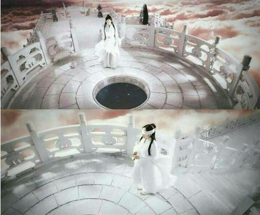 《三生三世十里桃花》十个虐恋镜头:素素跳下