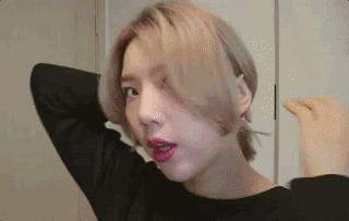 换个新发型开工,两刀剪出最夯的姬发式刘海图片