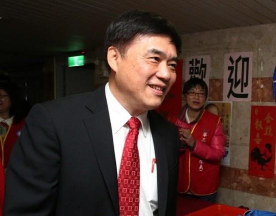 郝龙斌宣示:2018年守不住双北市就请辞党主席