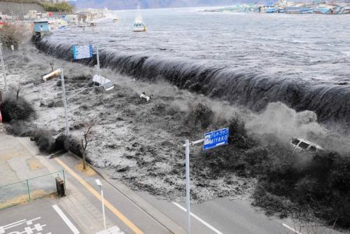 日本北海道政府公布海啸预测最高达26.9米