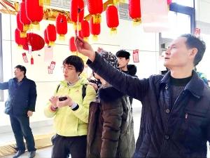 淮安迎来元宵节返程小高峰 将持续到18日