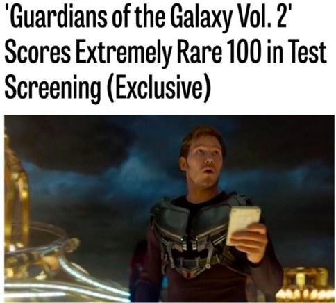 期待值爆表!《银护2》内部试映拿罕见满分
