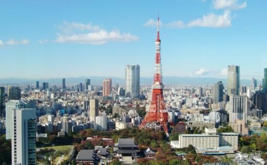 日本东京都2016年人口净迁入超7万人