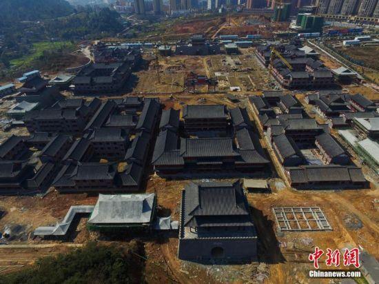 """湖南桂阳县5亿元再现千年""""古郡城""""(组图)"""