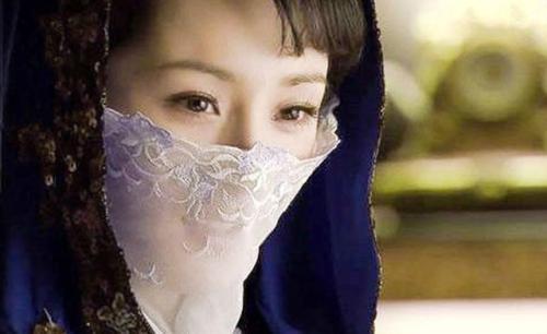 郑爽抱琵琶剧照