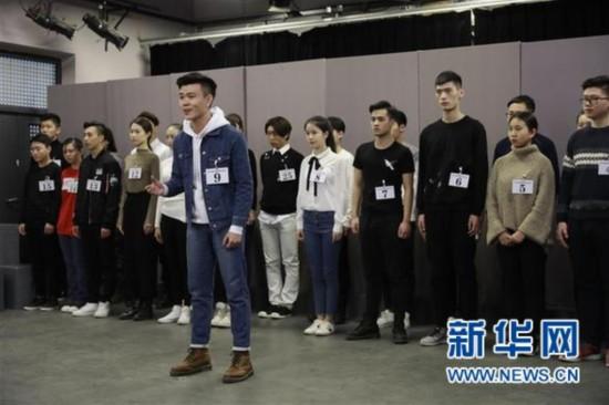 (教育)(8)北京电影学院艺考开始 报考人次再创新高