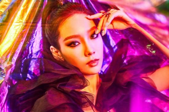 少女时代泰妍烟熏妆魅惑性感 新曲《I Got Love》预告公开【组图】