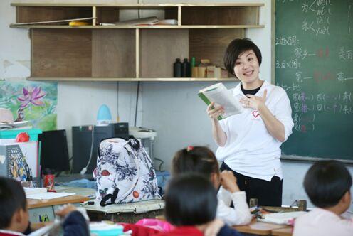 中国志愿服务365特别推荐:金霞