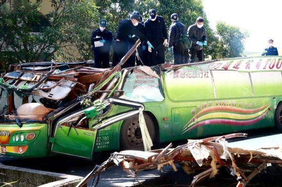 游览车祸致33死 台学者:没盼到蔡英文谈话很失望