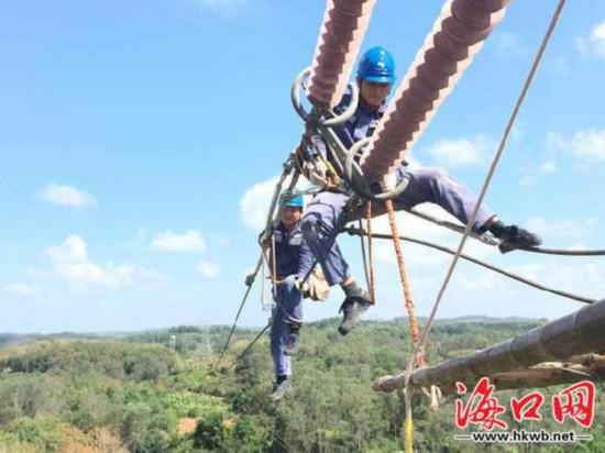 海南:2017年博鳌亚洲论坛年会保供电工作有序开展