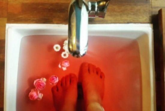 西红柿去足部角质!到了冬天你不可不知的手足保养小秘密