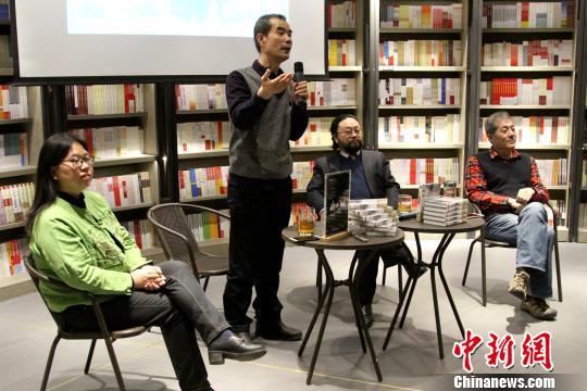 """杨争光西安讲述""""文字岁月"""":阅读使生活更有诗意"""