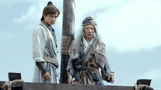 《射雕英雄传》21集22集预告 杨康认贼作父郭