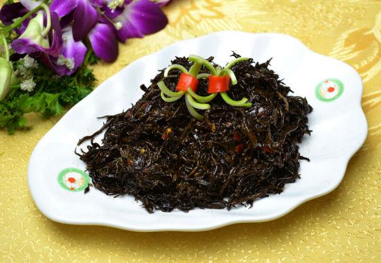 餐桌必添4种长寿菜:海带降血脂 香菇能防癌