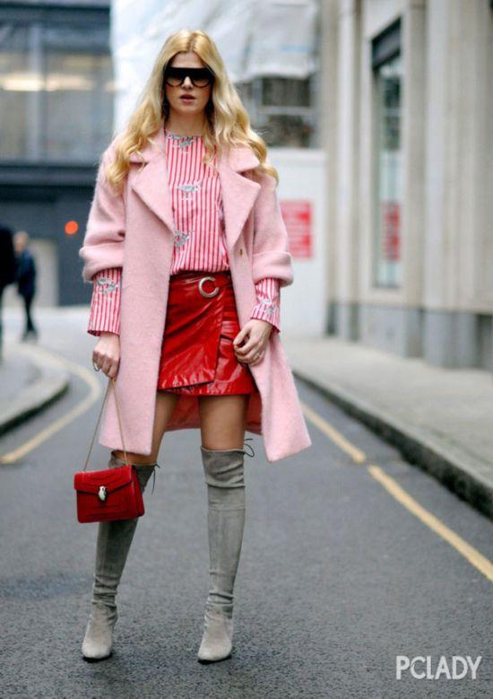 来看伦敦的时髦客都入了哪些It bag