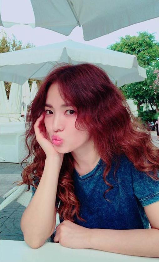 Wuli宋慧乔换新发型了,蛋卷泡面头再次杀回娱乐圈