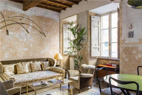 老城街区静美时光 浓情罗马古典住宅