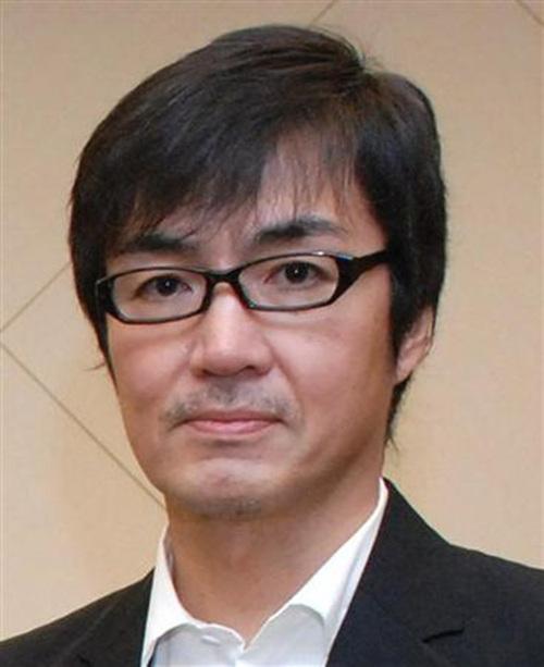 东野圭吾照片