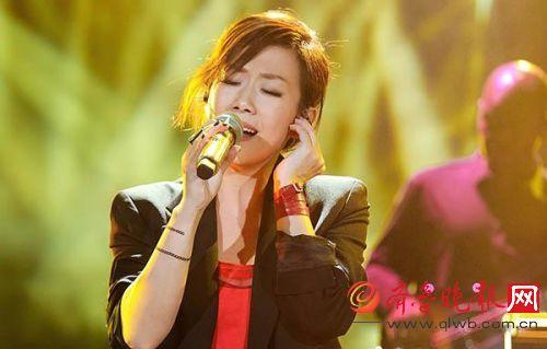 《我是歌手第五季》第六期歌手排名 张碧晨踢