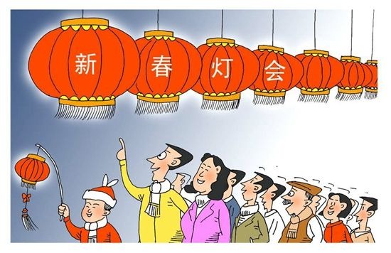 """57.4%受访者期待  庙会灯会多些文化""""能人""""展示绝活儿"""