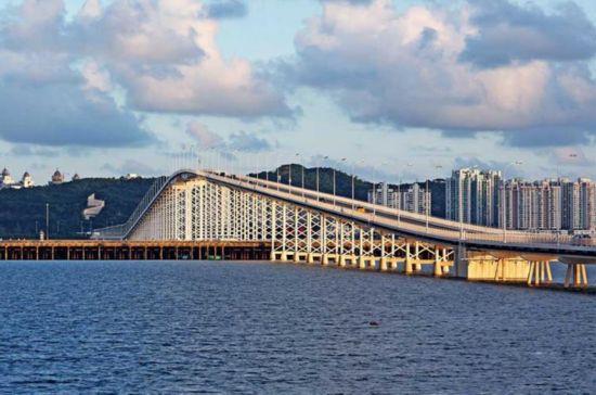 堑变通途 盘点港澳那些跨海大桥