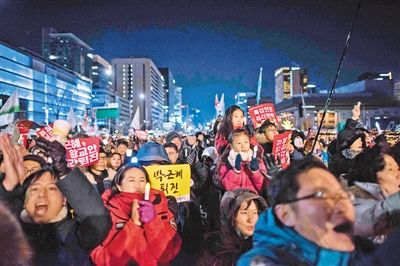 官商勾结痼疾加剧韩国政坛乱局