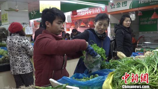 """南京春食野菜历史悠久""""绿草""""再度""""攻陷""""市民餐桌"""