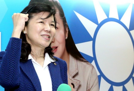 国民党主席选举正式进入6选1  潘维刚宣布参选